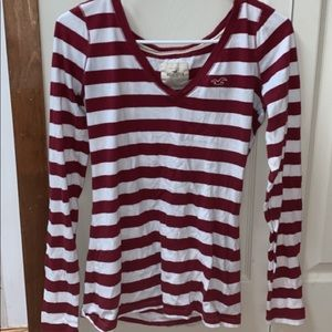 Hollister long sleeve shirt